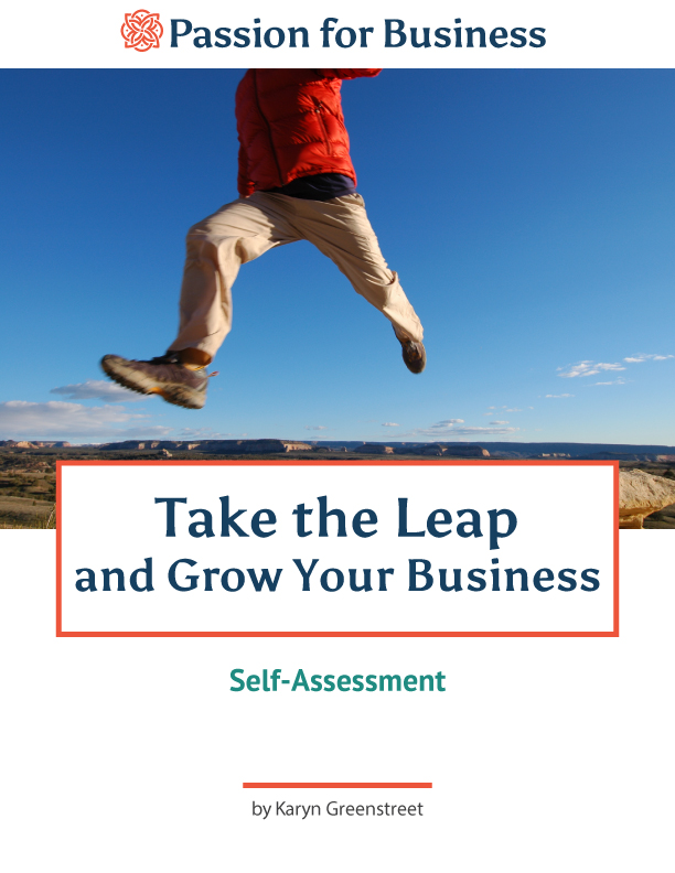 Take the Leap and Grow Your Business