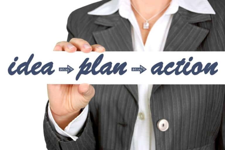 Demystifying the Art of Action Planning