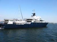 Le Grande Bleu Yacht