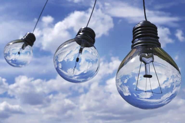 The Green Office: Lightbulbs Create Cash