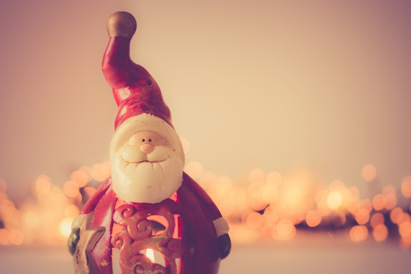 The REAL Reason Santa is so Jolly – He's Self-Employed!