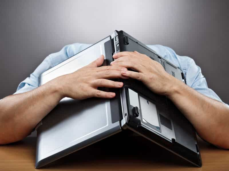 Small business burnout and fatigue
