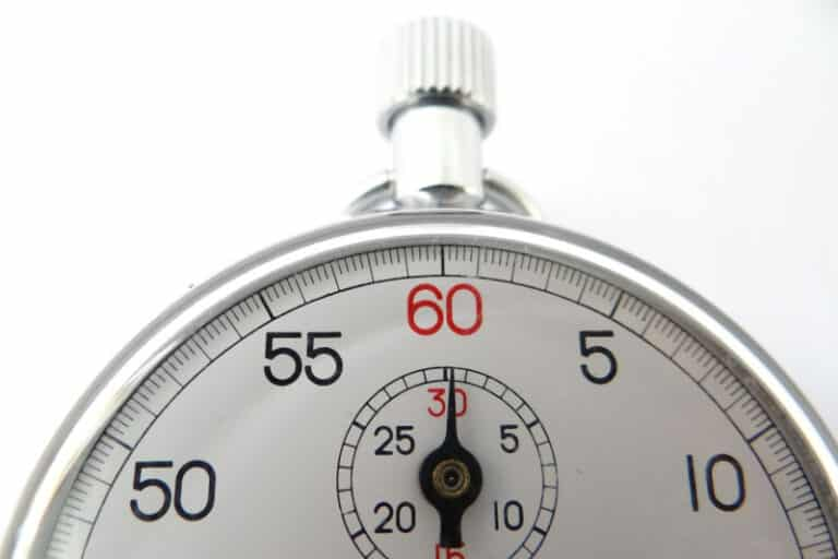 Controlling the Time Monster / Can You Explain Your Target Audience in 15 Minutes?