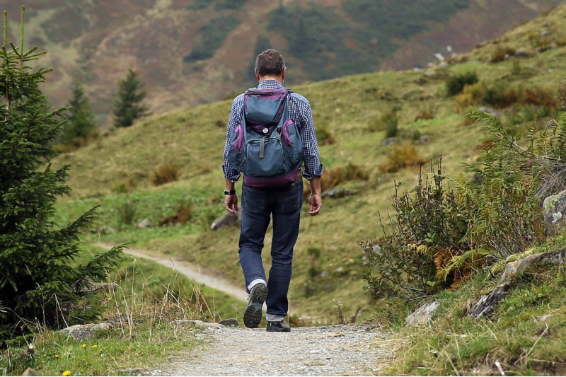 What a Five Hour Hike Can Teach You About Business